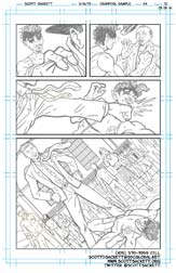 Deadpool Page Three