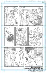 Deadpool Page Two