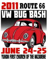 bug car show flier