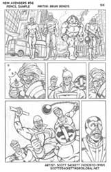 avengers page 6