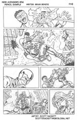 avengers page 5
